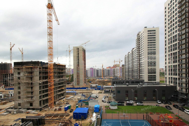 энцефалит жк виктория мавис ход строительства 2016 год Центр Ивантеевка