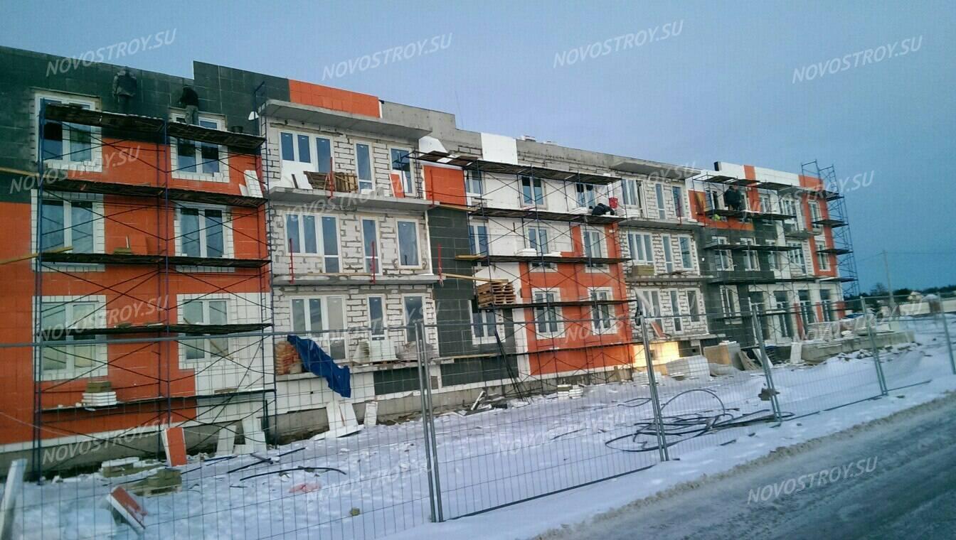 Малоэтажные жилые комплексы в агалатово